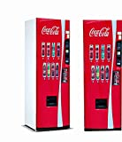 Oedim Vinyl Stickers Verkaufsautomat Cola-Cola für Kühlschrank.| Kühlschrank Aufkleber |...