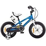 Royal Baby Kinderfahrrad Jungen Mädchen Freestyle BMX Fahrrad Stützräder Laufrad Kinder Fahrrad...
