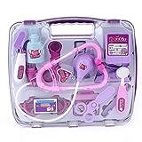 Garciadia Kinder Educational Pretend Arzttasche Spielzeug-Set Child Medical Kit Doktor Fall Juguetes...