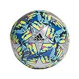 adidas Jungen Finale TCPT Turnierbälle für Fußball, top:Multicolor/Bright Cyan/solar Yellow/Shock...