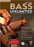 Bass Unlimited: Ein umfassendes Arbeitsbuch fr E-Bass inkl. 2 CDs (aktualisierte Neuauflage mit...