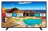 Telefunken XU58G521 147 cm (58 Zoll) Fernseher (4K Ultra HD, Triple Tuner, Smart TV, HDR10, Prime...