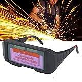 Star Eleven Welder Blendschutz-Brille, automatischer Verdunkelung, LCD-Schweißhelm, Sonnenbrille,...