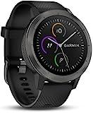 Garmin vivoactive 3 GPS-Fitness-Smartwatch - vorinstallierte Sport-Apps, kontaktloses Bezahlen mit...