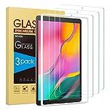 SPARIN (3 Stück) Schutzfolie für Galaxy Tab A 10.1 2019 (SM-T510/T515), Montagerahmen, Einfach...