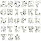 ypypiaol Hölzerner Festzelt-Buchstabe-Alphabet-Licht A Bis Z Art-Wand-DIY Zeichen-Lampen-Verzierung...