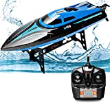 Rabing 2.4G RC High Speed Pools Lakes Outdoor, 30 Km/H Radio Toys for Adult & Kinder, 4CH...