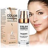 Flüssige Grundierung, Flüssiges Make-Up, Concealer-Abdeckung, Langlebige flüssige Grundierung,...