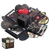 Explosion Box, Geschenkbox, Sporgo Kreative Überraschung Box DIY Fotoalbum Handgemachtes Scrapbook...