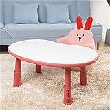 WFDA Kinderschreibtisch und Stuhlsatz Baby Tabelle Kinder Studie Tisch und Stuhl Writing Spieltisch...