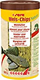 sera 00508 Wels-Chips 1000 ml - Die Chips fr raspelnde Welse (z.B. Ancistrus und L-Welse)