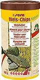 sera 00508 Wels-Chips 1000 ml - Die Chips für raspelnde Welse (z.B. Ancistrus und L-Welse)
