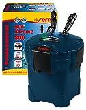 sera UVC-Xtreme 800 - elektronisch steuerbarer Außenfilter für Aquarien bis 800 Liter mit...