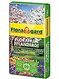 Floragard Florahum Pflanzerde 70 L  Universalerde  fr Blumenbeete, Stauden, Strucher, Gehlze und...
