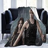 KJHSJ The Terminator Blanket Superweiches Fleece Warme Flauschige Decken Pflegeleicht zu jeder...