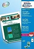 AVERY Zweckform 1198 Superior Colour Laser Papier (A4, beidseitig beschichtet, glänzend, 120 g/m²,...