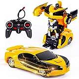 Vubkkty Ferngesteuertes Auto mit Fernbedienung,Transformator Ferngesteuertes Auto Spielzeug für...