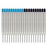 nanshoudey Parker Style Kugelschreiber, 0,7 mm, Blau