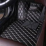 WJSXJJ Leder Benutzerdefinierte Auto Auto Fußboden-Fußmatte for Nissan Qashqai J10 Kicks Murano...