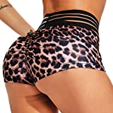 INSTINNCT Damen Shorts Sport Yoga Kurze Hose Sweatpants Laufshorts Training Gym Yoga Fitness Yoga...