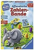 Ravensburger 24973' Affenstarke Zahlen-Bande Lernspiel, bunt