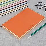 JIANXI Regiert/Gefüttert Hardcover Notizbuch, A4 Hardcover Notebook, Notebook Schreiben Tagebuch,...