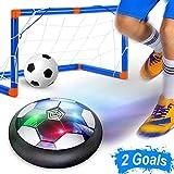 GEYUEYA Home Air Power Fußball Set, USB Hover Power Ball Indoor Football Fussball Spielzeug...