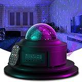 LED Sternenhimmel Projektor, JOMARTO Projektor Lampe mit Fernbedienung/Bluetooth-Lautsprecher,...