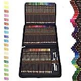 72 Buntstifte Set,Zeichnen Bleistifte Profi Art Set-Ölbasierten gemischten und bruchgeschützten...