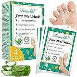 Exfoliating Socks, Fußpeeling Maske, Fußmaske, Foot Mask, Aloe Fuss Maske, Fussmaske...