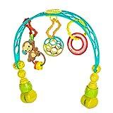 Bright Starts, Oball, Spielbogen für den Kinderwagen aus flexiblem, festem Oball-Material für...