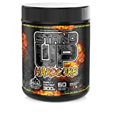 Pre Workout Booster - NF24Army Standup Hardcore Trainingsbooster 300g - 60 Portionen | mit Koffein,...