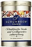 Schuhbecks Gewürze Steak- und Grillgewürz Gewürzmischung, zum Grillen und Braten, für Fleisch,...