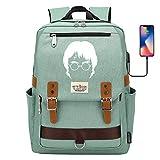 DDDWWW Anime Avatar Rucksack geeignet für Junior/High School Schüler Rucksack Wander- /...