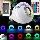 Weiches Licht nicht Glare E27 12W RGB 16 Farben-drahtlose...