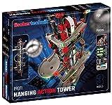 fischertechnik Hanging Action Tower - ab 8 Jahren - die weltweit erste Kugelbahn, die an Regalen und...