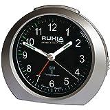 Ruhla Wecker Analoger Funkwecker Modell RC-258-1 No Tick
