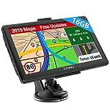 Navigation für Auto LKW Navi 7 Zoll Navigationsgerät Testsieger 2019 Navigationssystem PKW 16GB...