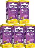 Tapetenkleister Metylan normal, 5 Pck, bis zu 250qm