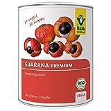 Raab Vitalfood Bio Guarana-Pulver Premium Qualität aus 100 % Guarana-Samen aus Brasilien, vegan,...