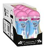 Vernel Perfume Pearls Wildrose, Wäscheparfüm, 10er Pack (10 x 230 g) Weichspüler