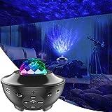 LBell LED Projektor Sternenhimmel Lampe mit Fernbedienung Starry Stern...