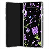 Lex Altern TPU Hlle fr Samsung Galaxy S20 Plus 5G S10e Note 10 9 Weiche Schne Lila Mdchen Case...