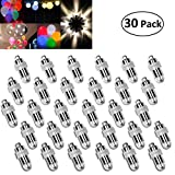 Vanble 30 LED-Ballons Lichter wasserdicht Beleuchtung fr Papierlaternen Ballons Blumendekoration,...