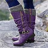 Rrunsv Damen Stiefeletten Chelsea Boots Stiefeletten Damen Sommer Westernstiefel für Damen,...