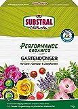 Substral Performance Organics Gartendünger Dünger, grün