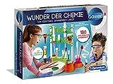 Clementoni 59187 Galileo Science – Wunder der Chemie, 180 Experimente für Zuhause, spannende...