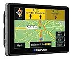 Blaupunkt TravelPilot 53² CE LMU - Navigationssystem mit 12,7 cm (5 Zoll) Display, Kartenmaterial...