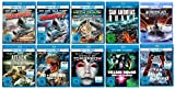 Die 3D Katastrophen Highlight Fan Collection - 15 Filme (inklusive 2D Version) [Blu-ray]