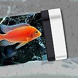 XXDYF Aquarium Magnet Bürste, Reinigungsmagnet für Aquarienscheiben Glasreiniger für alle Art von...